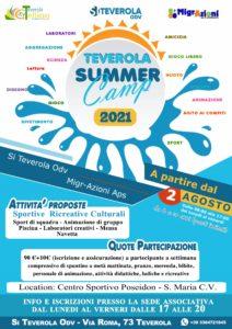 Teverola Summer Camp 2021