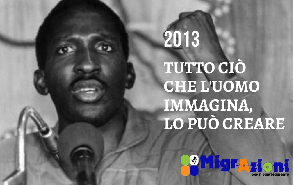 La nostra tessera del 2013 - TUTTO CIÒ CHE L'UOMO IMMAGINA, LO PUÒ CREARE