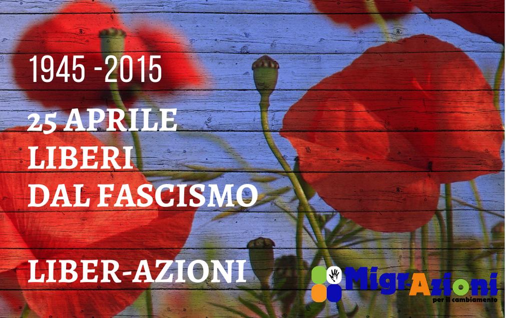 La nostra tessera del 2015 - LIBER/AZIONI -