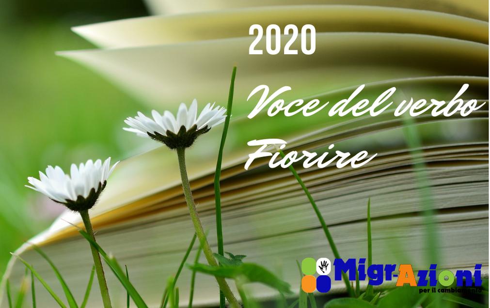 La nostra tessera del 2020 - VOCE DEL VERBO FIORIRE -